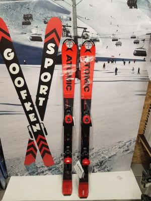 Atomic redster junior ski 100 cm model 2020
