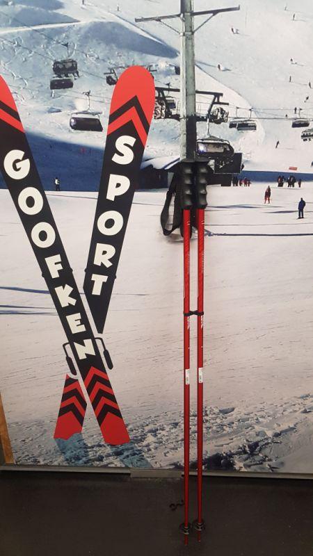 Komperdell alpine blazer red 125 cm