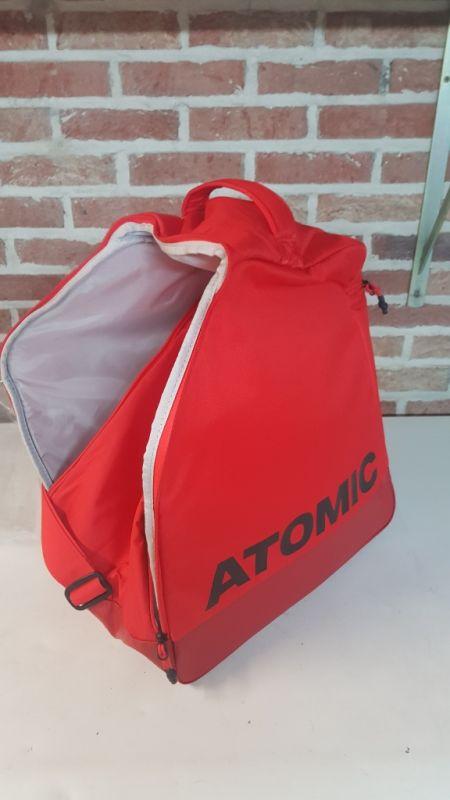 Boot+helmet bag red atomic