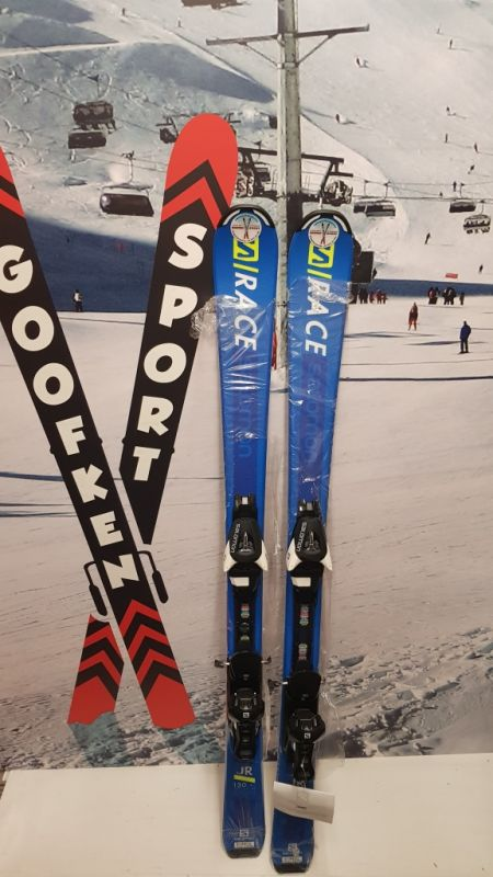 Salomon S/Race junior ski 110 cm model 2020 + C5 GW